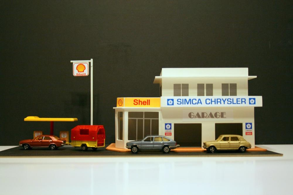 Garage Shell 1