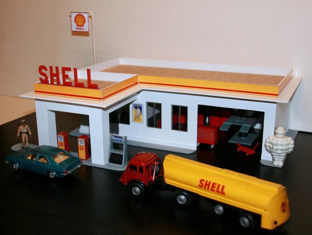 Garage shell 3 for Garage peugeot montlucon