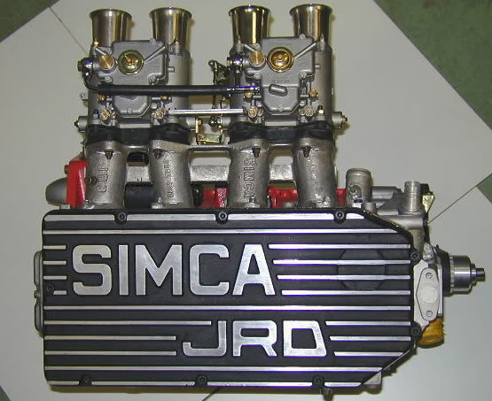 Moynet simca lm75 for Garage saab lyon